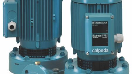 Calpeda introduces twin headed NRD models