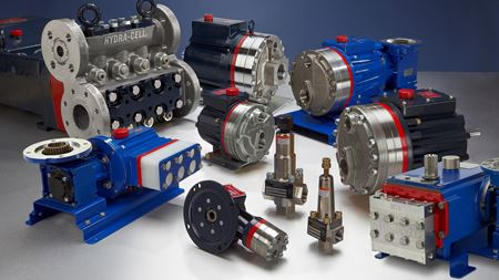 Wanner Hydra-Cell pumps avoid shear problems