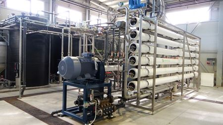 Wanner aids wastewater to drinking water process