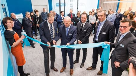 Xylem opens new facility in Warsaw