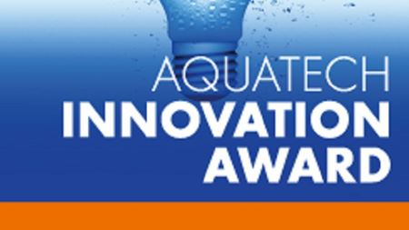 Finalists for Aquatech Innovation Award 2017 revealed