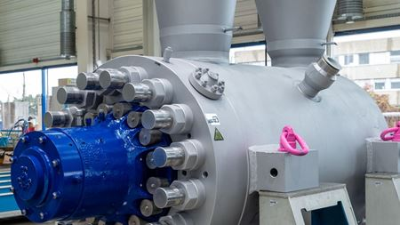 KSB boiler feed pump to be used in Chinese plant