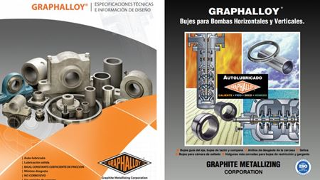Graphalloy releases Spanish tech guide & brochure