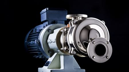 Eccentric disc pumps offer volumetric efficiencies