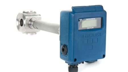 Trolex introduce in-line gas flow sensor for pipeline monitoring