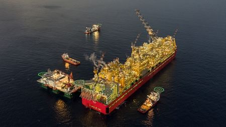 Flowserve signs 5-yr maintenance contract for Shell's Prelude FLNG