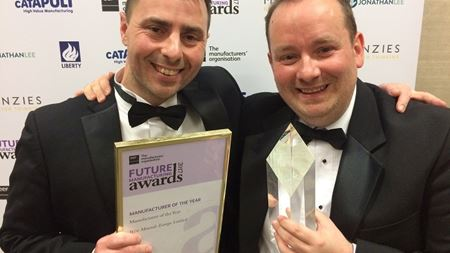 Double win for Weir Minerals Europe at Future Manufacturing Awards