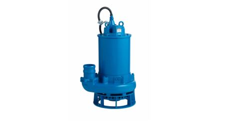 Tsurumi submersible heavy-duty agitator pumps