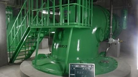 Ebara delivers pumps to Fukuoka pump station