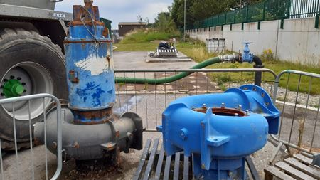 Hidrostal supplies pumps for Dublin WwTW upgrade