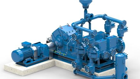 Abel marks 70 years of pumps