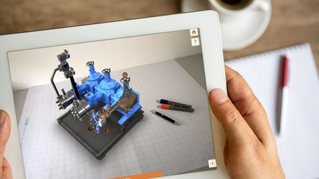LEWA offers AR app as free download