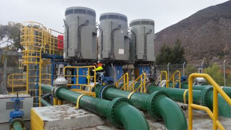 Energy efficient pumps help fight climate change