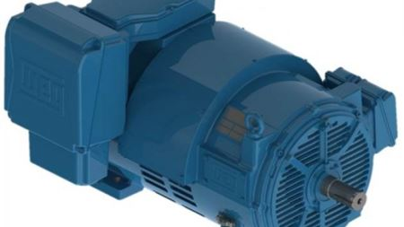 WEG introduces its open induction motors