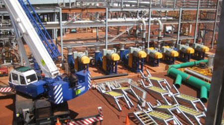 KSB Australia involved in expansive pump project