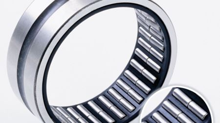Schaeffler needle roller bearings offer reduced friction