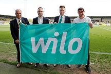 Wilo UK sponsors local football club Burton Albion