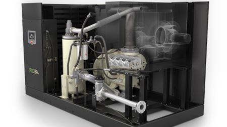 Ingersoll Rand compressors cut costs for large manufacturers