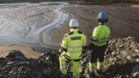The benefits of dewatering tailings with Weir