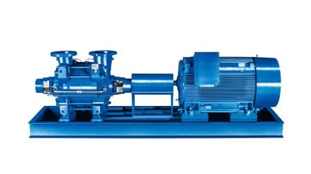 KSB extends  pump series