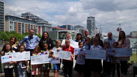 Armstrong celebrates sustainability achievements