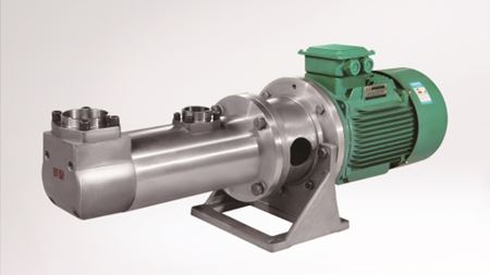 Three screw pump from Huangshan