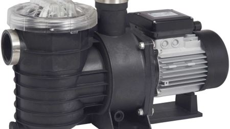 KSB Filtra N swimming pool pumps are energy-saving