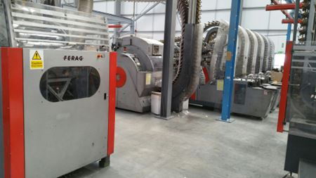 Plug and play pump benefits printing plant