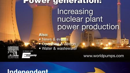 Latest issue of World Pumps