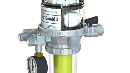 SPX Flow solutions increase efficiency of building systems