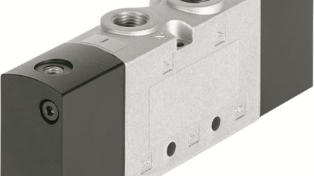 Festo launches entry-level standard valve range, the VUVS series