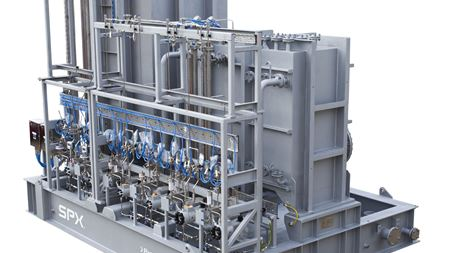 SPX Flow develops chemical injection systems