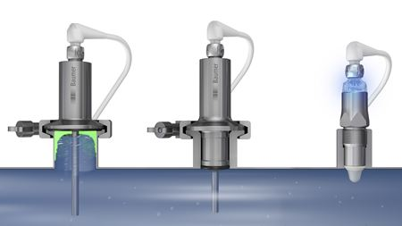 Baumer develops hygienic sensors