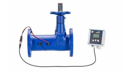New balancing and measurement valves with ultrasound technology from KSB