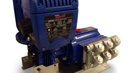 Wanner International offers integrated variable speed drive