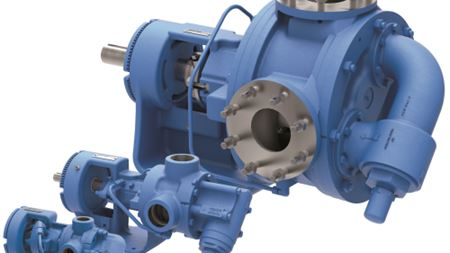 Viking adds new sizes to universal seal pumps