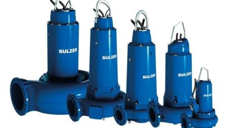Sulzer secures pump framework agreement with Veolia