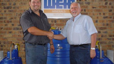 Weir Warman Africa opens first South African pump rental store