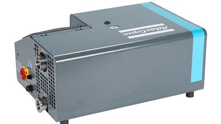 Atlas Copco's DHS 065-200 VSD+ dry screw vacuum pump