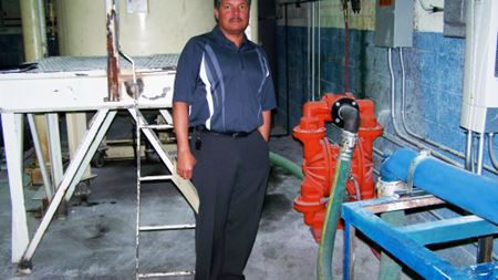 Chemical handling: Low maintenance high expectation