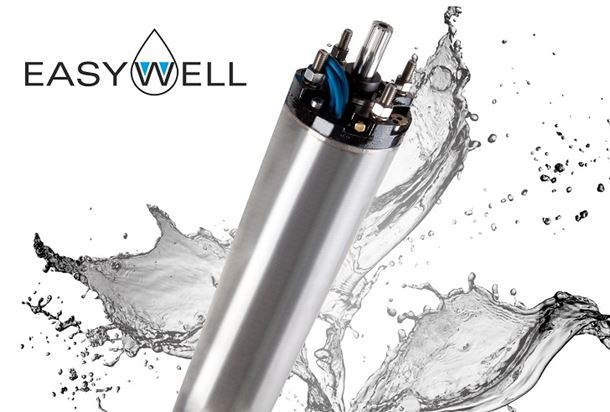 Caprari's new Easywell range makes for a richer and more competitive proposal in the electric well pump industry.