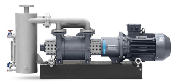 All AWS and AWD pumps can achieve ultimate pressure levels as low as 30 mbar (absolute).