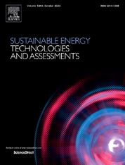 Sustainable Energy Technologies and Assessments