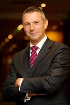 Armand Sohet, Sulzer's new chief human resources officer.