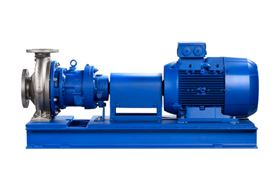 KSB's latest generation of Magnochem mag-drive pumps.
