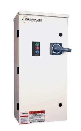 Franklin's EMS-RV is an extension of the innovative technology of the EMS motor starter.
