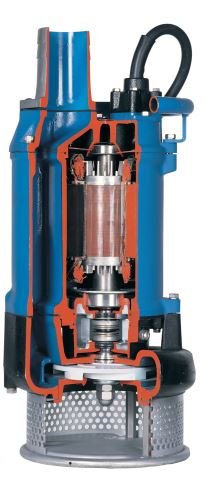 Figure 3. The choices of material, lubrication and cooling method can all be decisive factors when operating a pump over an extended period of time.