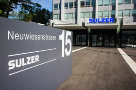 Sulzer's headquarters in Winterthur, Switzerland.