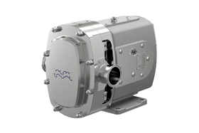 Alfa Laval's DuraCirc circumferential piston pump combines efficiency, hygienic assurance with EHEDG and 3-A certification as standard.