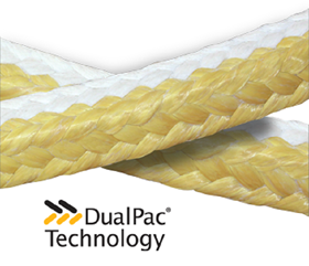The DualPac 2212 is designed for demanding abrasive sealing applications in rotating equipment.